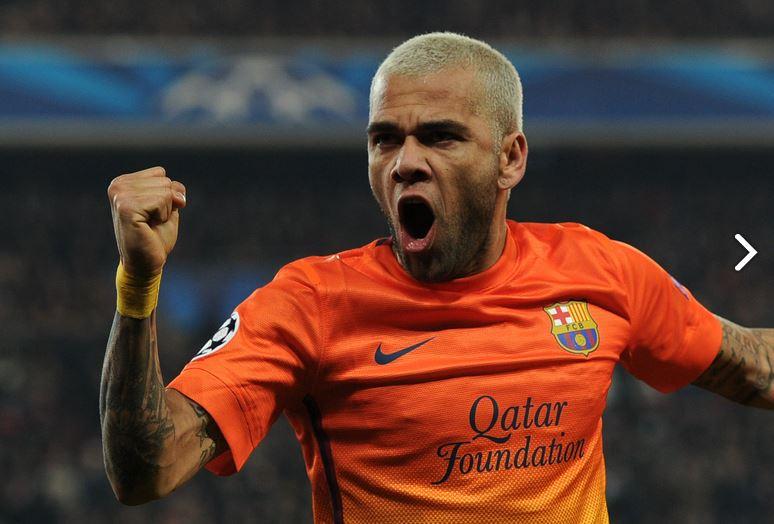 Dani Alves bientôt un joueur du PSG ?