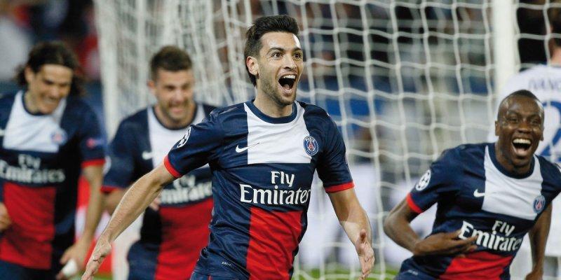 PSG - Chelsea ligue des champions 2014