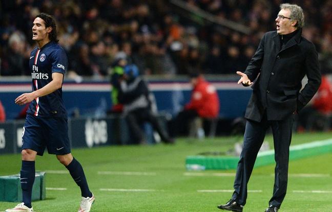 Cavani absent contre Saint-Etienne
