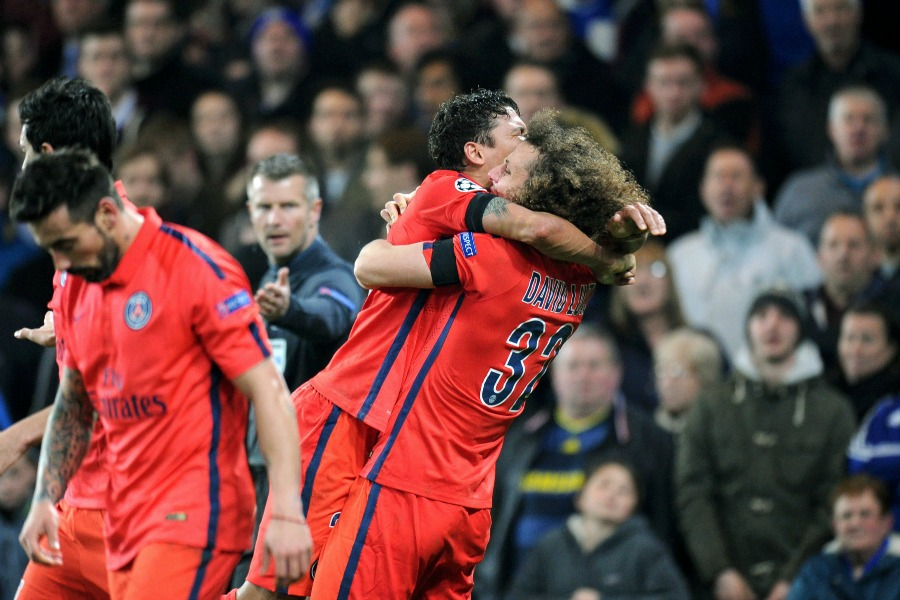Vidéo Chelsea - PSG ligue des champions 2015