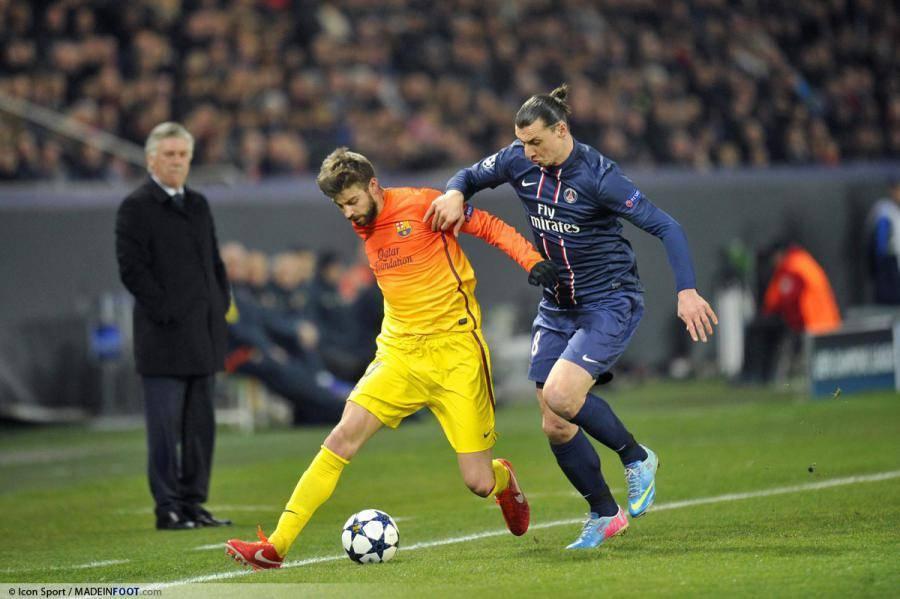Les confidences de Gerard Piqué sur PSG-Barcelone