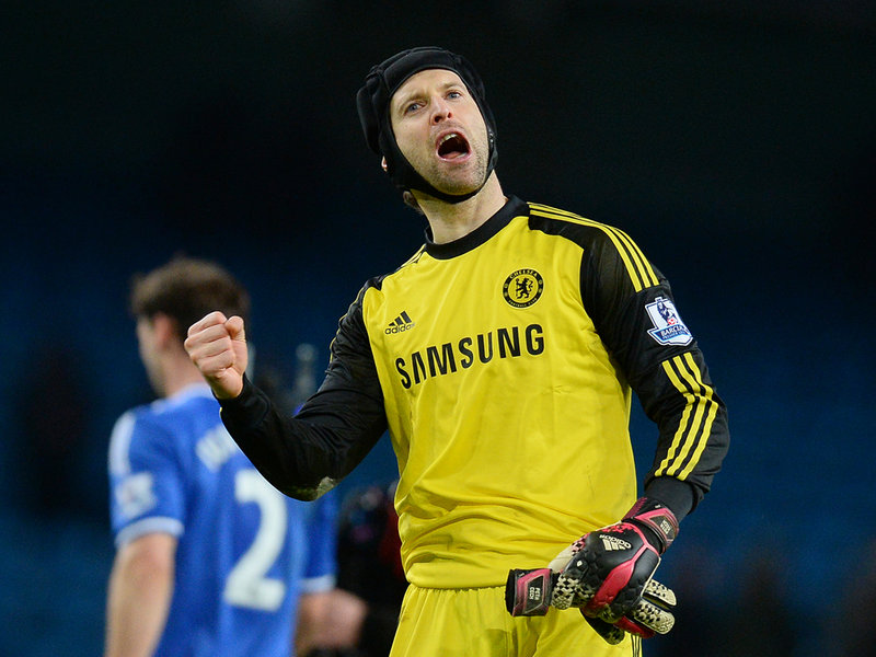 Petr Cech prendrait la direction d' Arsenal