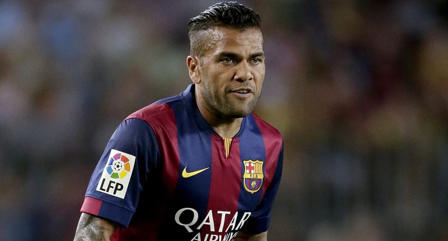 Prolongation de Daniel Alves au FC Barcelone