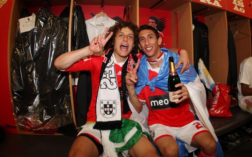 David Luiz annonce l' arrivée de Di Maria