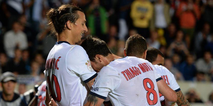 Motta et Ibrahimovic restent au PSG