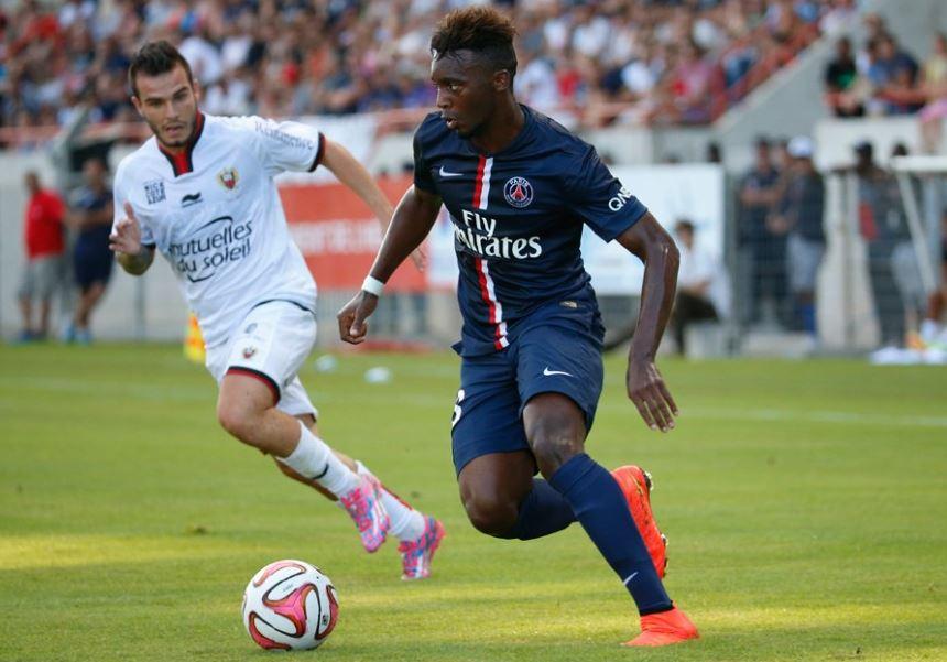 Bahebeck devrait bien rejoindre l' AS Saint-Etienne