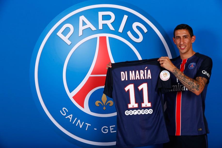 Di Maria a préféré le PSG à un retour au Real Madrid