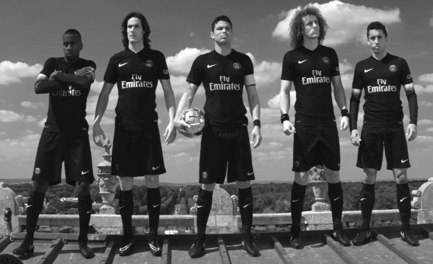 La maillot du PSG Ligue des Champions 2015-2016