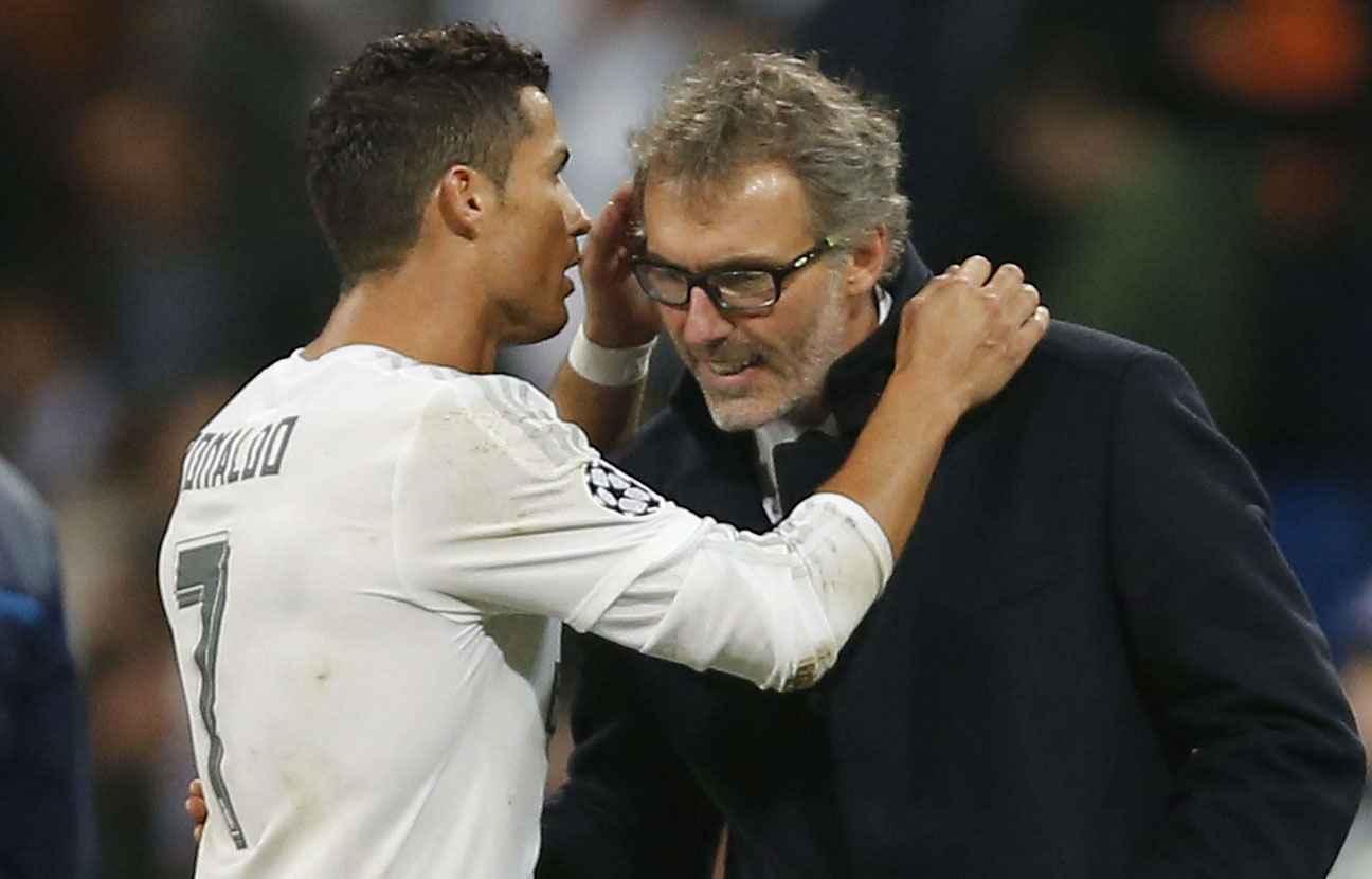 Ce qu' a vraiment dit Ronaldo à Laurent Blanc